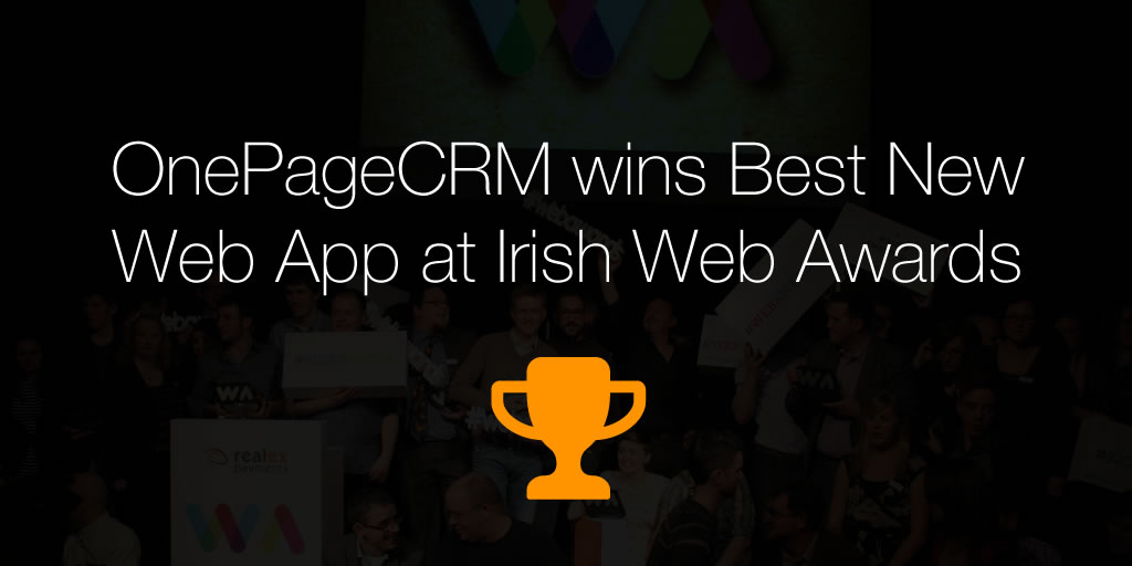 irish web awards