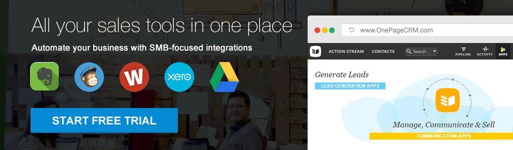 integrations banner
