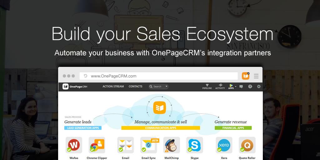 sales ecosystem