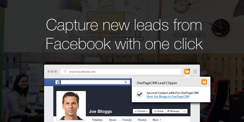 Facebook Lead Clipper