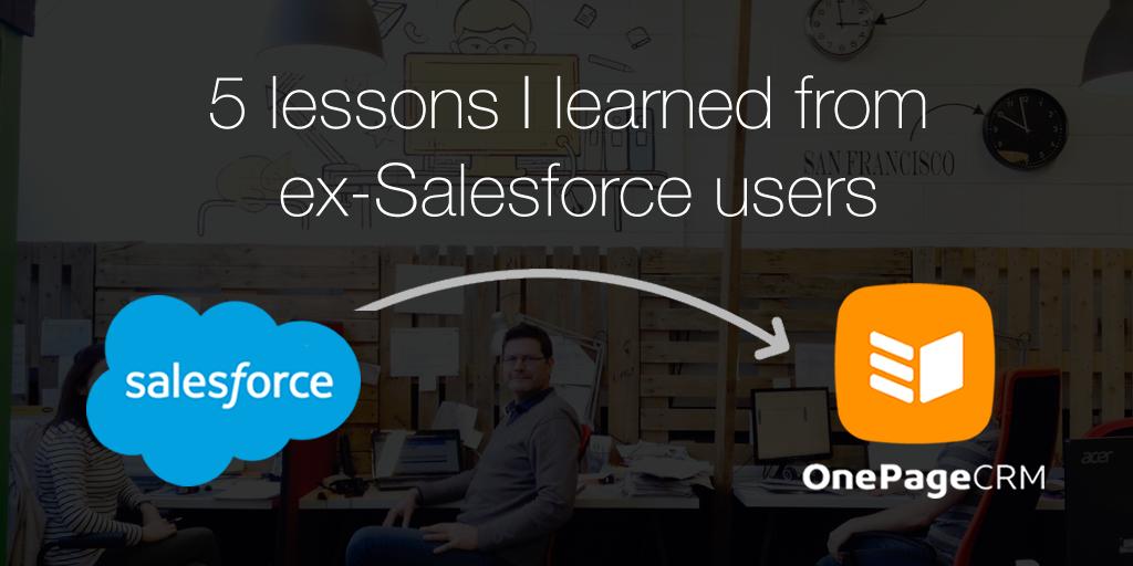 Salesforce_OnePageCRM