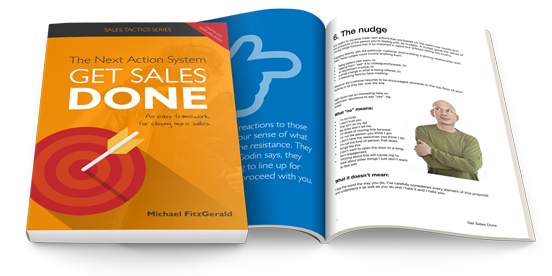 Get Sales Done Book