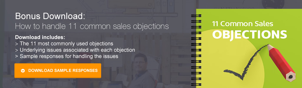 Handling Objections Content Upgrade