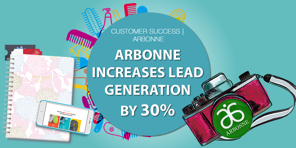 Arbonne Boosts Lead Generation By 30 Per Month Using Onepagecrm