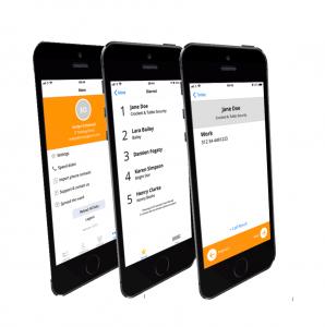 iOS Speed Dialer -OnePageCRM